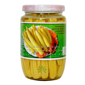 Pickled Young Corn