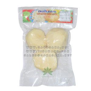 frozen manioc