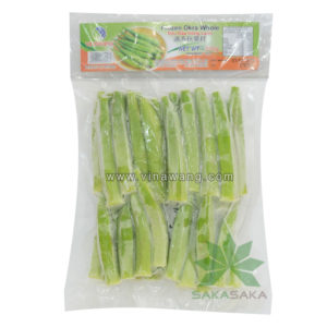 frozen okra whole
