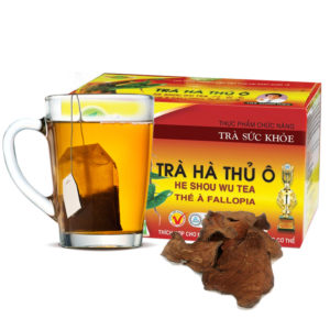 he shou wu tea