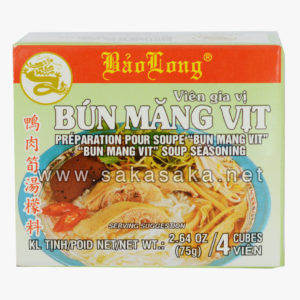 Bun Mang Vit Soup Seasoning