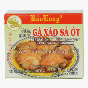 Ga Xao Sa Ot Seasoning