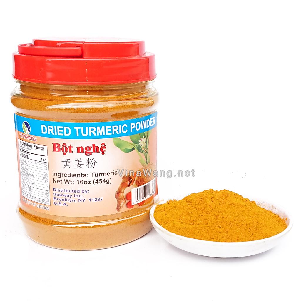 Dried Turmeric Powder 150g (16oz)